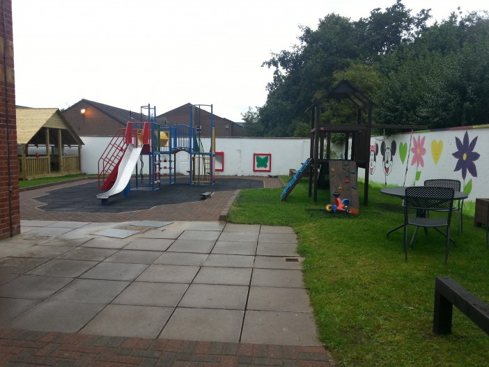 Lisburn play area